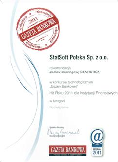 Rekomendacja Zestaw Skoringowy STATISTICA